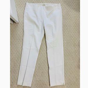 Ecru White Pants
